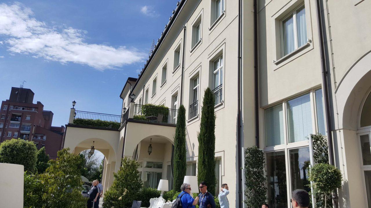 2  - Збори Правління Європейської Локсмайстер Федерації (ELF) м. Болонья, Італія